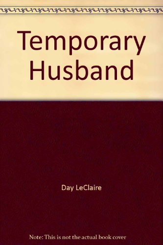 9780373156795: Temporary Husband