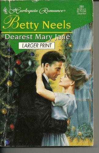9780373156818: Dearest Mary Jane  (Christmas) Larger Print