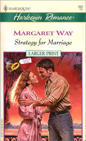 9780373159536: Strategy For Marriage (Contract Brides)