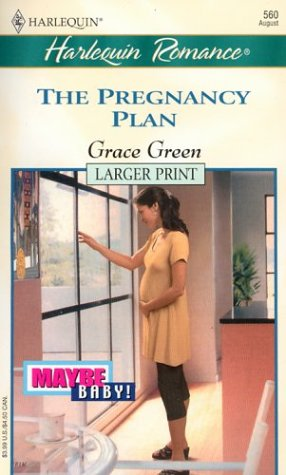 The Pregnancy Plan: Grace Green
