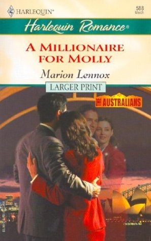 9780373159888: A Millionaire for Molly (The Australians)