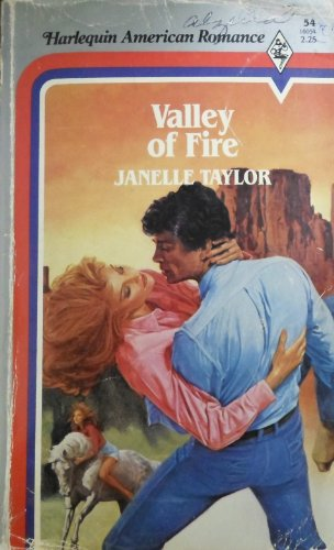 Valley of Fire (Harlequin American Romance #54)