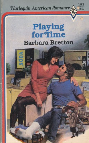 9780373161935: Playing for Time (Harlequin American Romance, No 193)