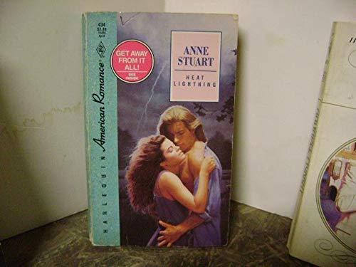 9780373164349: Heat Lightning (Harlequin American Romance, No. 434)