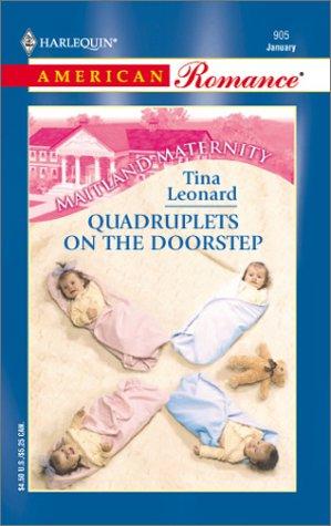 9780373169054: Quadruplets on the Doorstep