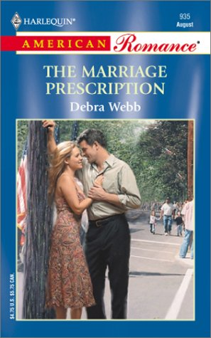 9780373169351: The Marriage Prescription (The Colby Agency)