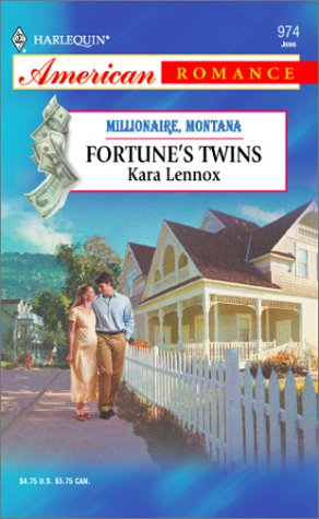9780373169740: Fortune's Twins