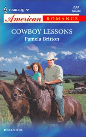 Cowboy Lessons: Britton, Pamela