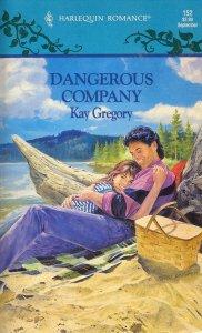Dangerous Company (#152): Gregory, Kay