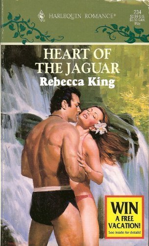 9780373172344: Heart of the Jaguar