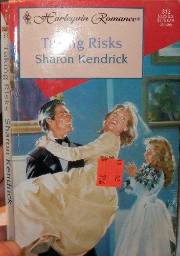 9780373173136: Taking Risks- Harlequin Romance #313