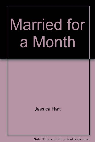 Married for a Month: Jessica Hart
