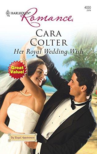 9780373175208: Her Royal Wedding Wish