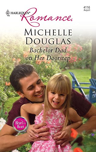 9780373176069: Bachelor Dad on Her Doorstep