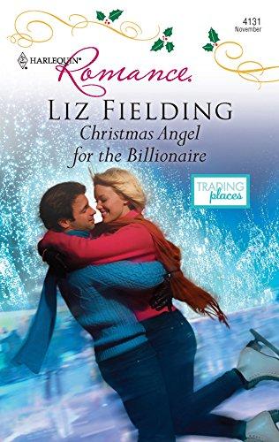 9780373176212: Christmas Angel for the Billionaire