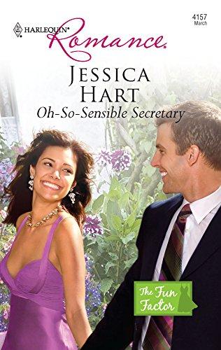 Oh-So-Sensible Secretary (Harlequin Romance): Hart, Jessica