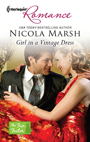 9780373177424: Girl in a Vintage Dress