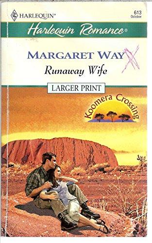 9780373181131: Runaway Wife Koomera Crossing