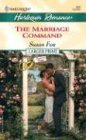9780373181230: The Marriage Command Contract Brides