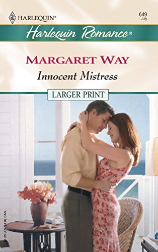 9780373181490: Innocent Mistress