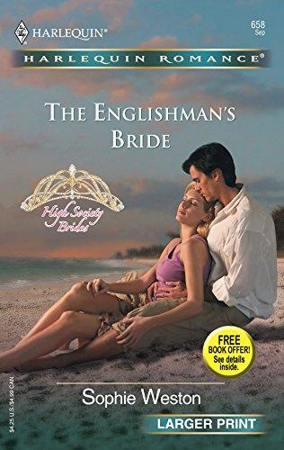 9780373181582: The Englishman's Bride