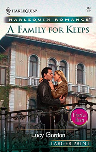 A Family For Keeps: Gordon, Lucy