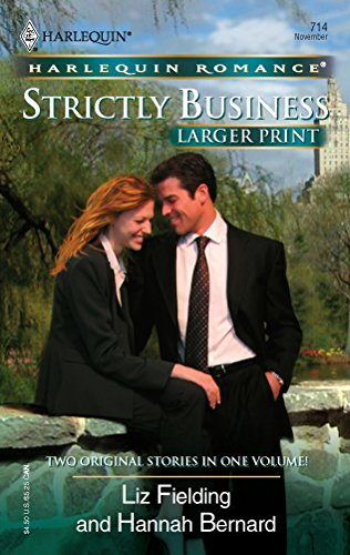 9780373182145: Strictly Business: The Temp And The Tycoon\The Fiance Deal