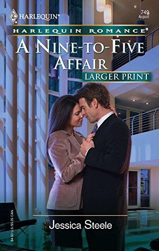 A Nine-To-Five Affair: Steele, Jessica