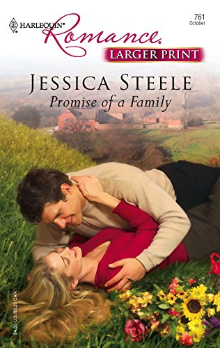9780373182619: Promise Of A Family