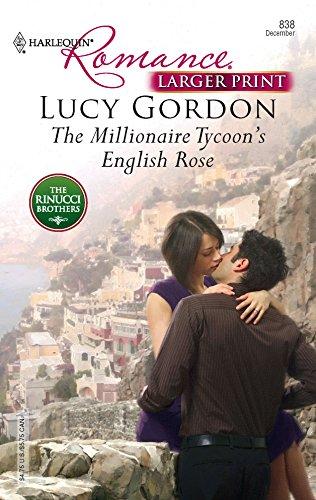 9780373183388: The Millionaire Tycoon's English Rose
