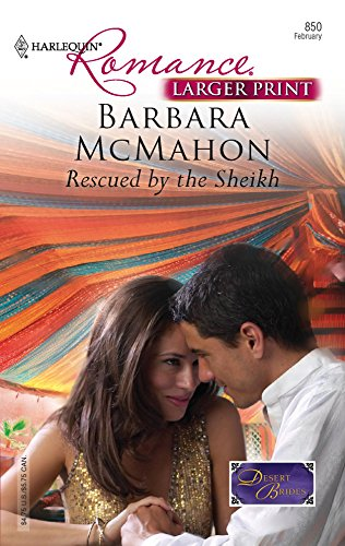 Rescued By The Sheikh (037318350X) by McMahon, Barbara