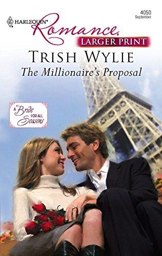 9780373183968: The Millionaire's Proposal