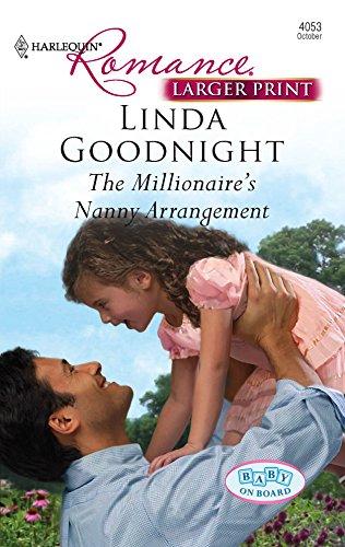 9780373183999: The Millionaire's Nanny Arrangement