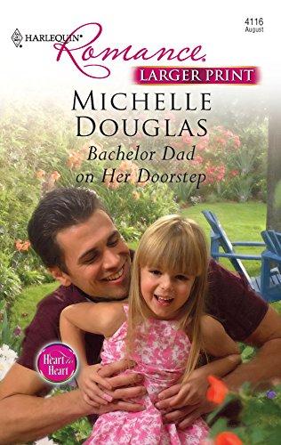 9780373184620: Bachelor Dad on Her Doorstep