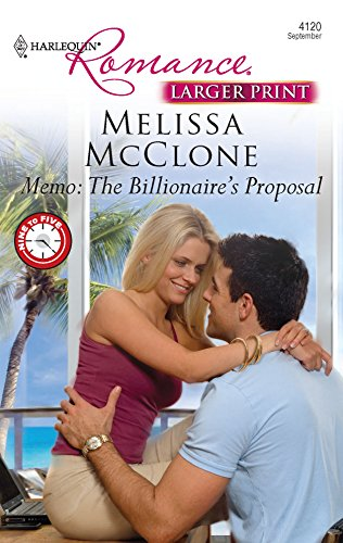 9780373184668: Memo: The Billionaire's Proposal
