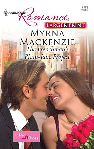 9780373184699: The Frenchman's Plain-Jane Project