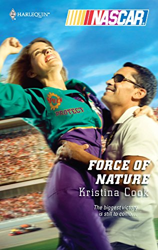 9780373185290: Force of Nature (Nascar)