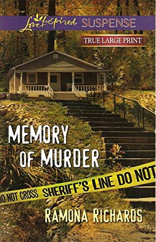 9780373185641: Memory of Murder (Large Print)