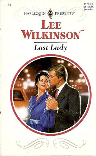 Lost Lady: Lee Wilkinson
