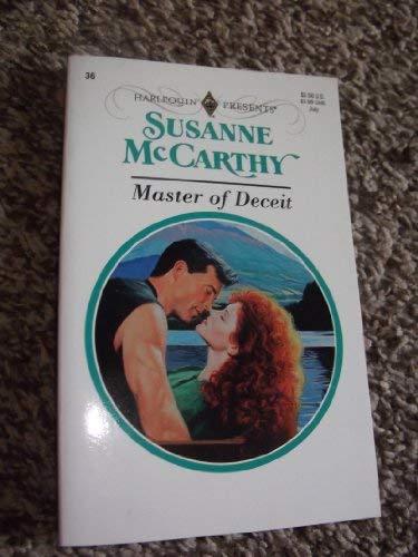 9780373186365: Master of Deceit