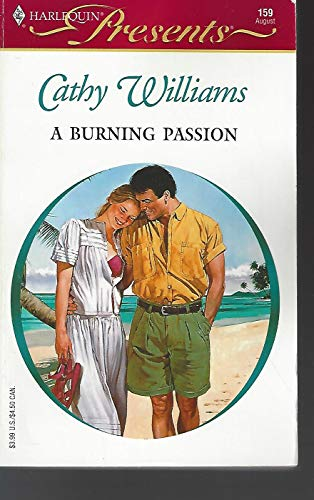 9780373187591: A BURNING PASSION