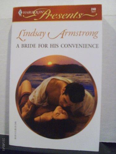 9780373188482: A Bride for His Convenience