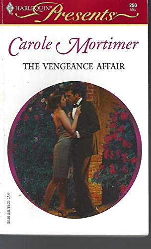 9780373188505: The Vengeance Affair