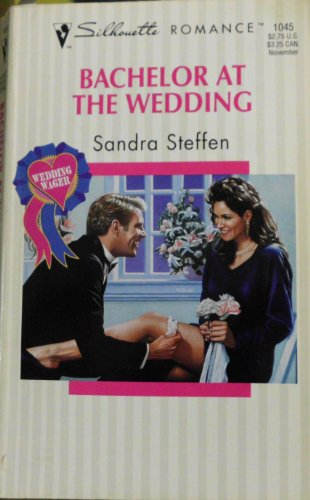 9780373190454: Bachelor At The Wedding (Wedding Wager) (Silhouette Romance)