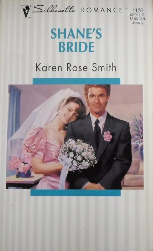 Shane'S Bride (Darling Daddies) (Silhouette Romance): Karen Rose Smith