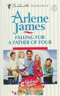 9780373192953: Falling For A Father Of Four (Fabulous Fathers/This Side Of Heaven) (Silhouette Romance)