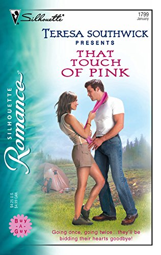 9780373197996: That Touch Of Pink (Buy-A-Guy)