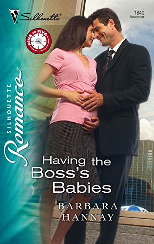 9780373198405: Having The Boss's Babies (Silhouette Romance)