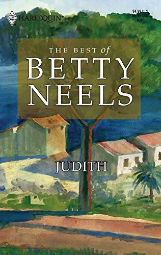 9780373198696: Judith (Best of Betty Neels)