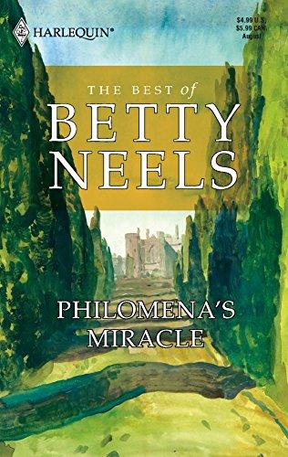 9780373198856: Philomena's Miracle (Best of Betty Neels)
